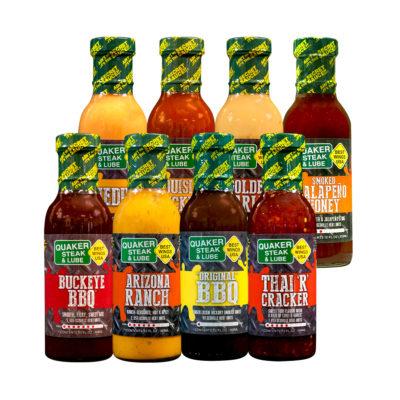 QSL15 All Sauce bottles 2