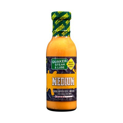 QSL15 Sauce bottles Medium