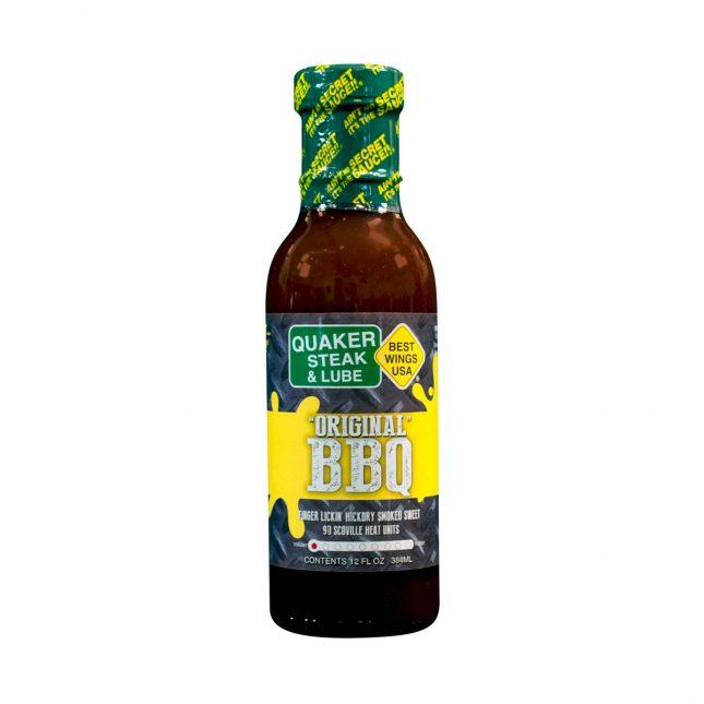 QSL15 Sauce bottles Original BBQ1