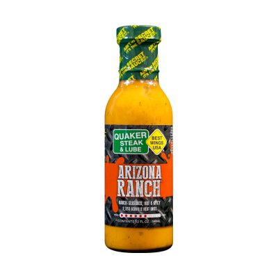 QSL15 Sauce bottles arizona ranch