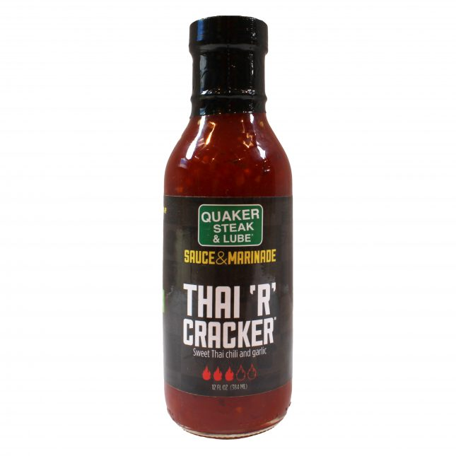 Thai R Cracker Bottle 2020