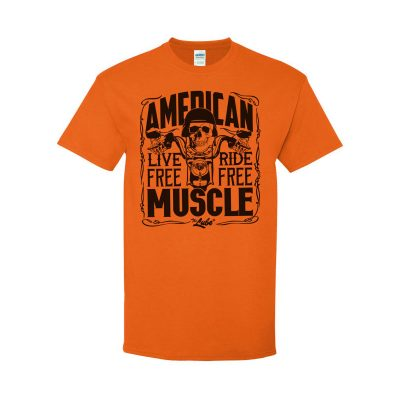 Quaker Steak & Lube: American Muscle Tee