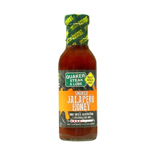 QSL17 Smoked Jalapeno Honey Sauce 1200