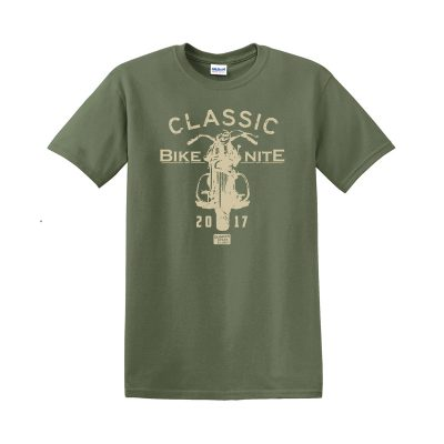 QSL17 TheClassicTee MilitaryGreen 1200