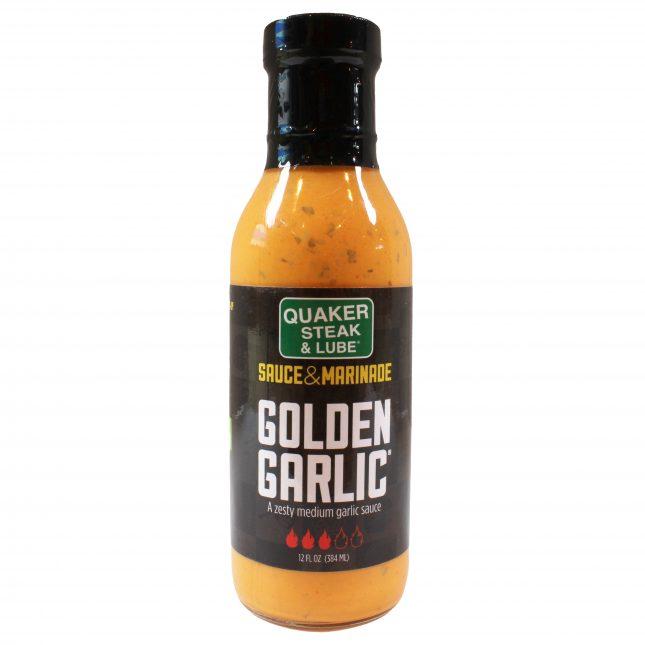 Golden Garlic Bottle 2020
