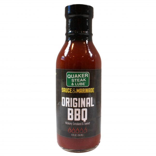 Original BBQ Bottle 2020